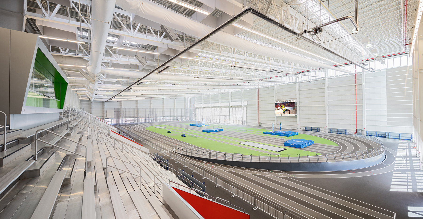 Ocean Breeze Athletic Complex
