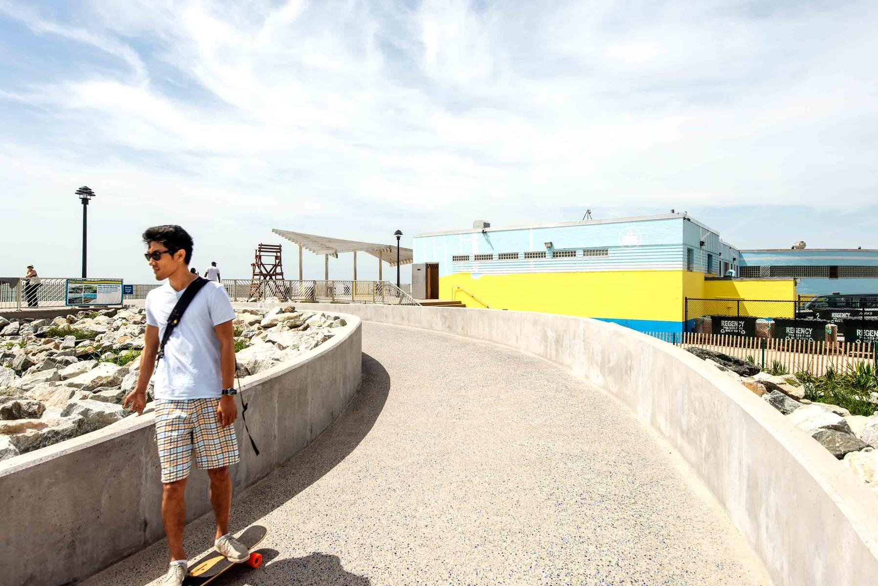 Rockaway Beach Open-Up